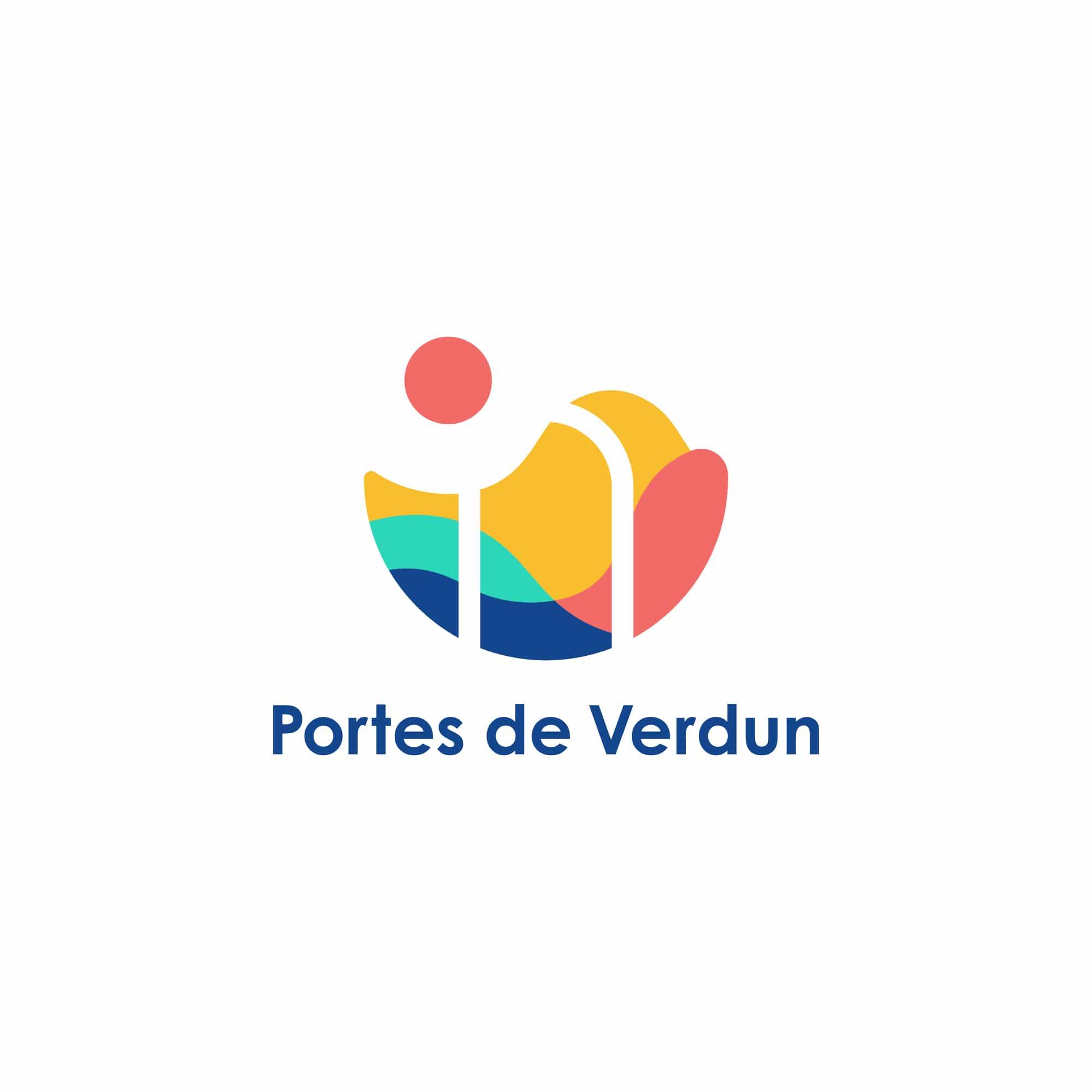 logo Portes de Verdun